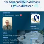 EL DERECHO EDUCATIVO EN LATAM